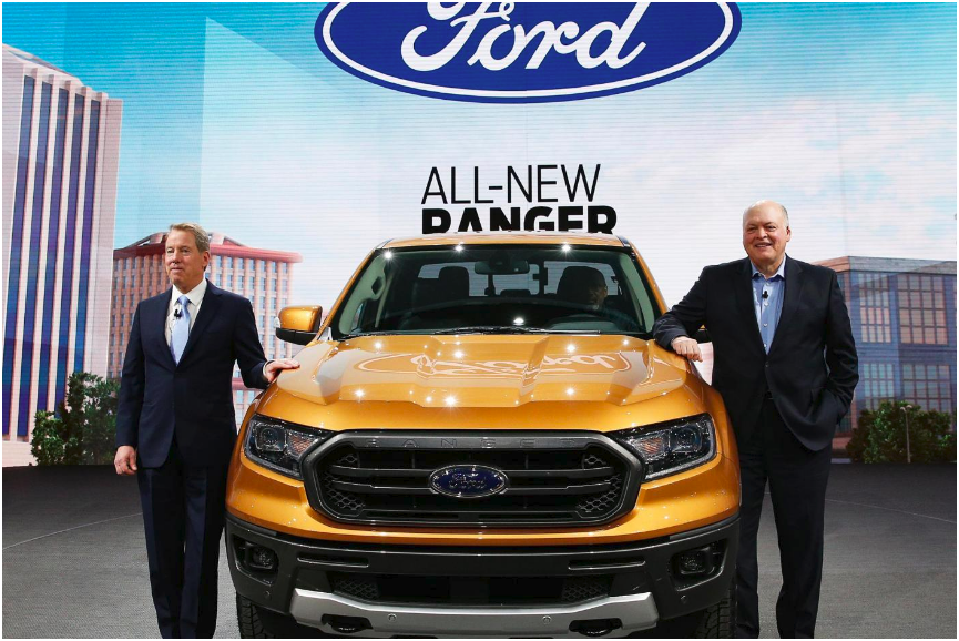 Ford plans $11 billion investment, 40 electrified vehicles by 2022