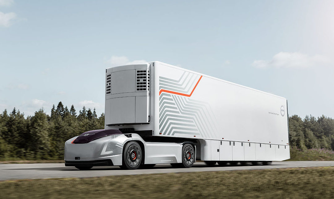 Ground-breaking solution for future autonomous and electric freight transport