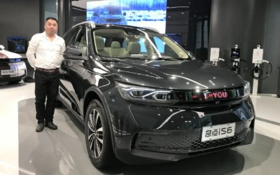 China is crushing Europe's electric car dreams