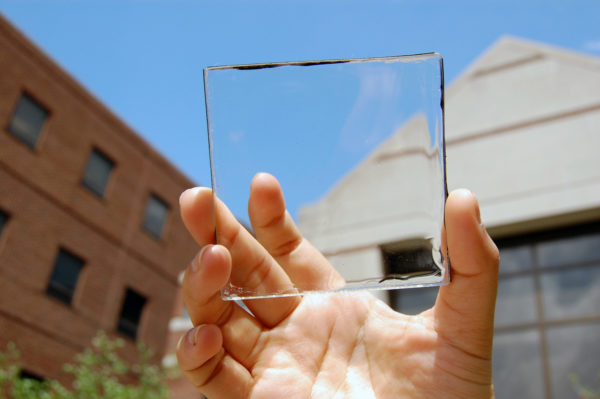 Transparent Solar Panels Will Turn Windows Into Green Energy Collectors: